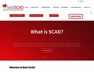 beatscad.org.uk screenshot
