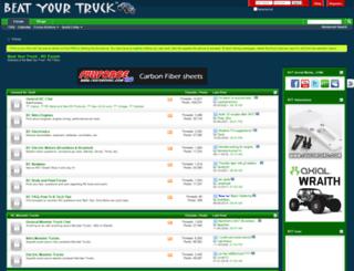 beatyourtruck.com screenshot