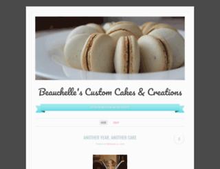 beauchelles.com screenshot