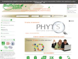 beaute-institut.com screenshot