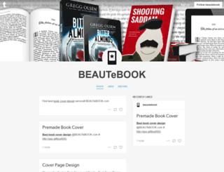 beautebook.tumblr.com screenshot