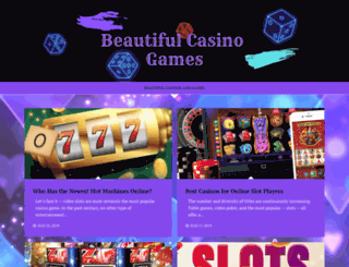 beautiful-games.com screenshot