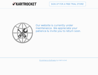 beautiful.kartrocket.co screenshot