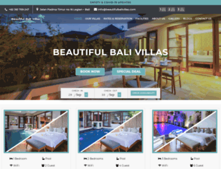 beautifulbalivillas.com screenshot