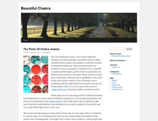 beautifulchakra.wordpress.com screenshot