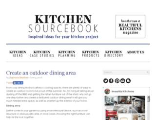 beautifulkitchens.wordpress.com screenshot
