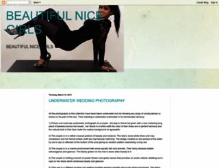 beautifulnicegirls.blogspot.com screenshot