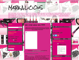 beautifywithmark.blogspot.com screenshot