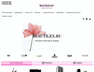 beautilex.ru screenshot