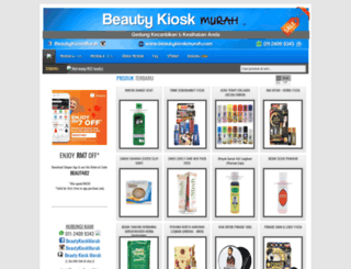 beauty-kiosk.blogspot.com screenshot