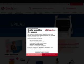 beauty-tech.fr screenshot