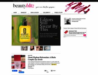 beautyblitz.com screenshot