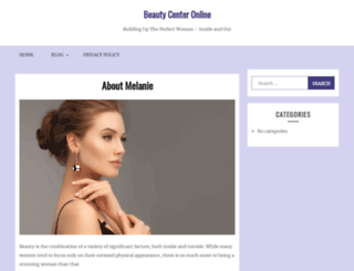 beautycenteronline.com screenshot