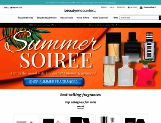 beautyencounter.com screenshot