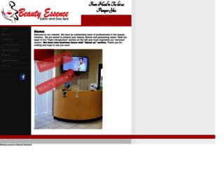beautyessence.com screenshot