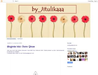 beautyfashionnails.blogspot.cz screenshot