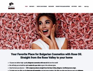 beautyfrombulgaria.com screenshot