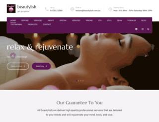 beautylish.com.au screenshot