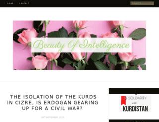 beautyofintelligence.blogspot.com.tr screenshot