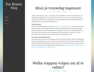 beautypointilse.nl screenshot