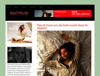 beautypolish.nl screenshot