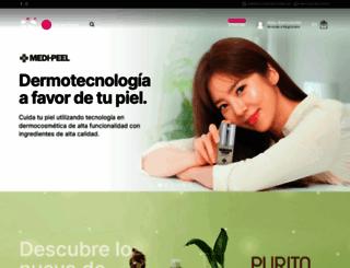 beautystore.cl screenshot