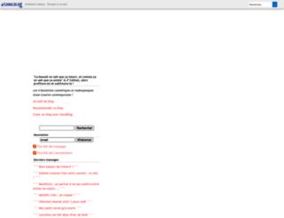 beautytarget.canalblog.com screenshot