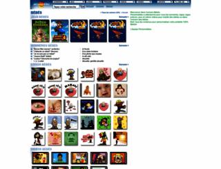 bebe-bebes.persomobiles.fr screenshot
