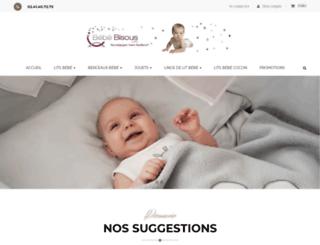 bebebisous.com screenshot