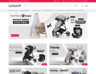 bebefix.com screenshot
