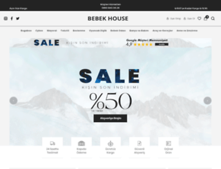 bebekhouse.com screenshot