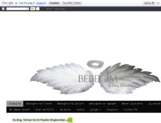 bebekvesaire.blogspot.com.tr screenshot