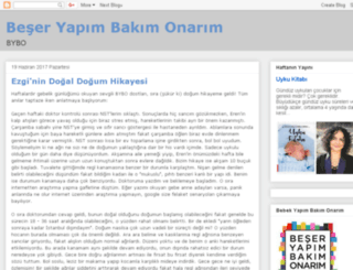 bebekyapimbakimonarim.blogspot.com screenshot