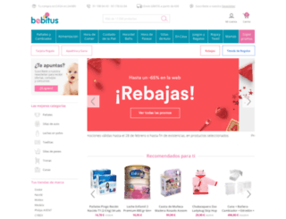 bebitus.co.uk screenshot