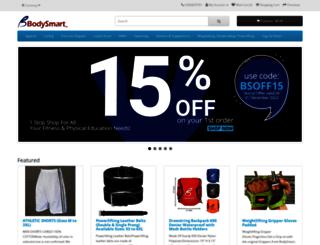 bebodysmart.com screenshot