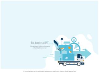 bebrandlicious.com screenshot