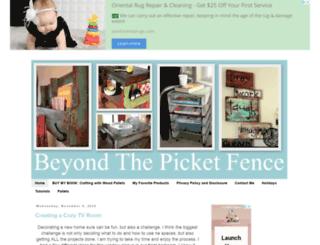 bec4-beyondthepicketfence.blogspot.com screenshot