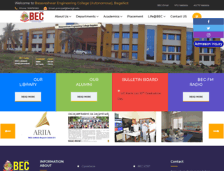 becbgk.edu screenshot