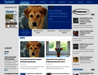 becejski-mozaik.co.rs screenshot