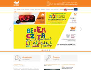 becek.pl screenshot