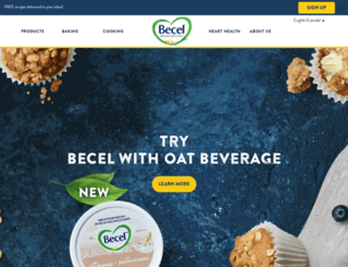 becelcanada.com screenshot