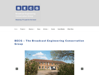 becg.tv screenshot