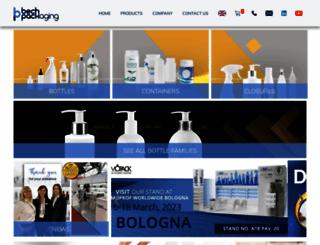 bechpackaging.com screenshot