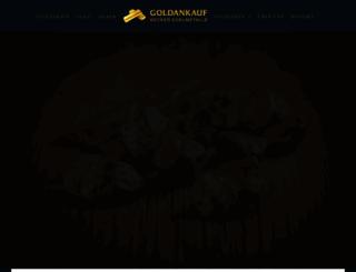 beckergoldankauf.de screenshot