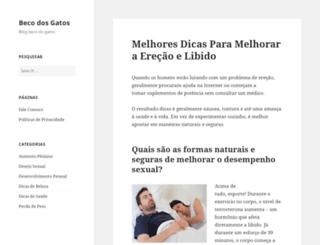 becodosgatos.com.br screenshot