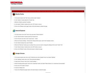 becomehcildealer.hondacarindia.com screenshot