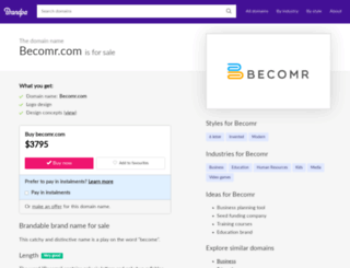 becomr.com screenshot