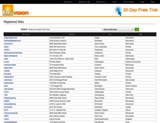 becon223.eduvision.tv screenshot