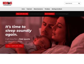 bed-bugs-handbook.com screenshot