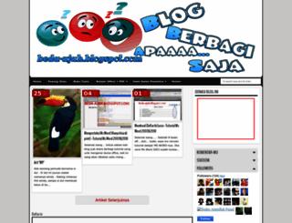 beda-ajah.blogspot.com screenshot